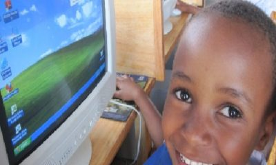 Computers 4 Africa - Give the Gift of Education